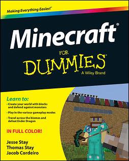 Cordeiro, Jacob - Minecraft For Dummies, e-kirja