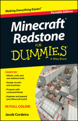 - Minecraft Redstone For Dummies, ebook