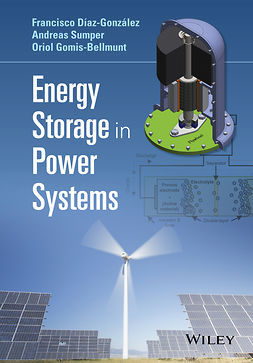 Díaz-González, Francisco - Energy Storage in Power Systems, e-bok