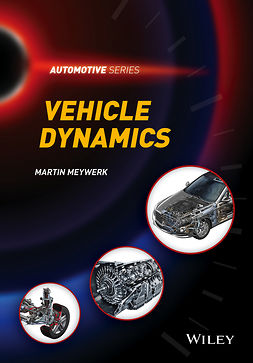 Meywerk, Martin - Vehicle Dynamics, e-bok