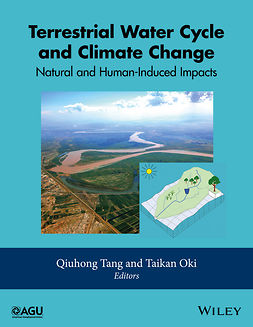 Oki, Taikan - Terrestrial Water Cycle and Climate Change: Natural and Human-Induced Impacts, e-bok