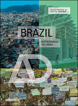 Hartman, Hattie - Brazil: Restructuring the Urban, e-bok