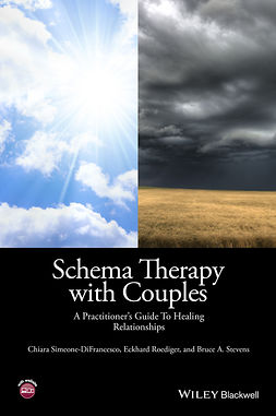 Roediger, Eckhard - Schema Therapy with Couples: A Practitioner's Guide to Healing Relationships, e-bok