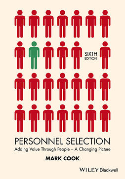 Cook, Mark - Personnel Selection: Adding Value Through People - A Changing Picture, ebook
