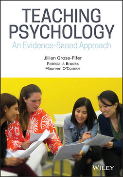 Brooks, Patricia J. - Teaching Psychology: An Evidence-Based Approach, e-kirja