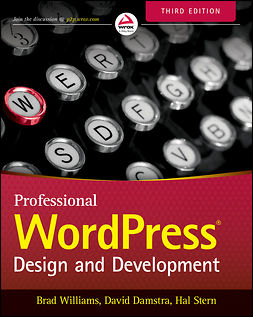 Damstra, David - Professional WordPress: Design and Development, ebook