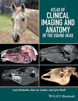 Kimberlin, Larry - Atlas of Clinical Imaging and Anatomy of the Equine Head, e-bok