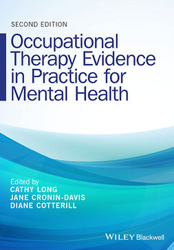 Cotterill, Diane - Occupational Therapy Evidence in Practice for Mental Health, e-bok
