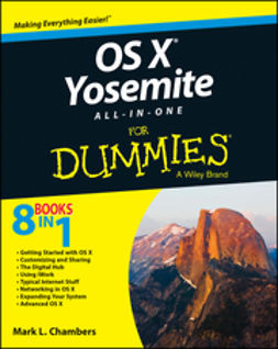 Chambers, Mark L. - OS X Yosemite All-in-One For Dummies, e-kirja