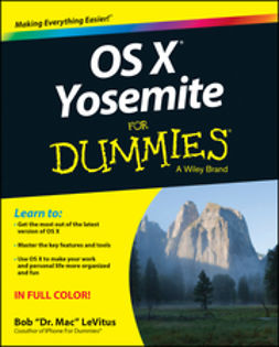 LeVitus, Bob - OS X Yosemite For Dummies, ebook