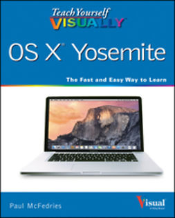 McFedries, Paul - Teach Yourself VISUALLY OS X Yosemite, ebook