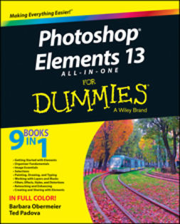 Obermeier, Barbara - Photoshop Elements 13 All-in-One For Dummies, ebook