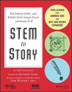 - STEM to Story: Enthralling and Effective Lesson Plans for Grades 5-8, ebook