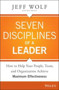 Wolf, Jeff - Seven Disciplines of A Leader, ebook