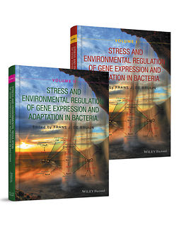 Bruijn, Frans J. de - Stress and Environmental Regulation of Gene Expression and Adaptation in Bacteria, 2 Volume Set, e-bok