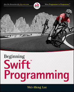Lee, Wei-Meng - Beginning Swift Programming, ebook