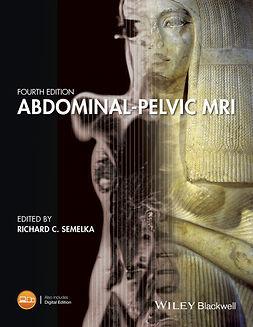 Altun, Ersan - Abdominal-Pelvic MRI, ebook