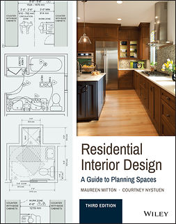 Mitton, Maureen - Residential Interior Design: A Guide To Planning Spaces, e-bok