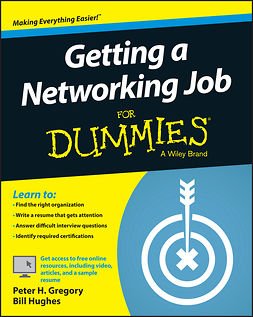 Gregory, Peter H. - Getting a Networking Job For Dummies, ebook
