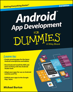 Burton, Michael - Android App Development For Dummies, e-bok
