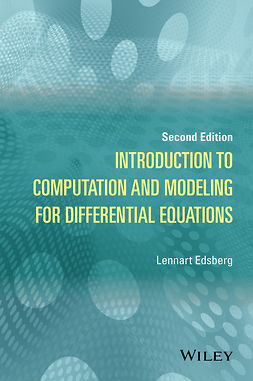 Edsberg, Lennart - Introduction to Computation and Modeling for Differential Equations, ebook