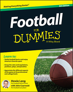 Czarnecki, John - Football For Dummies, e-kirja