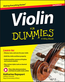 Rapoport, Katharine - Violin For Dummies, ebook