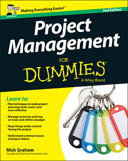 Graham, Nick - Project Management for Dummies - UK, ebook