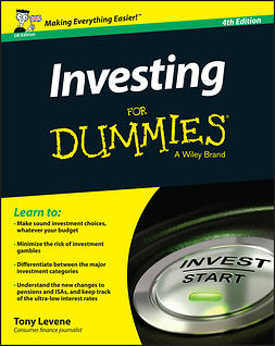 Levene, Tony - Investing for Dummies, ebook
