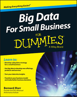 Marr, Bernard - Big Data For Small Business For Dummies, ebook