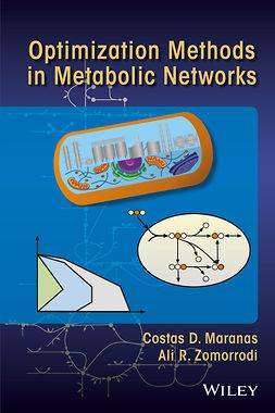 Maranas, Costas D. - Optimization Methods in Metabolic Networks, e-kirja