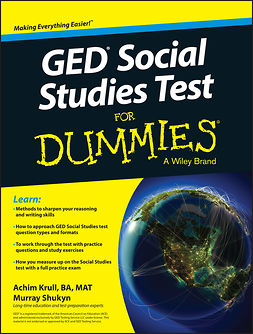 Krull, Achim K. - GED Social Studies For Dummies, ebook