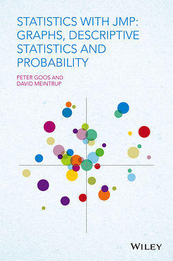 Goos, Peter - Statistics with JMP: Graphs, Descriptive Statistics and Probability, ebook