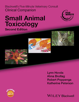 Brutlag, Ahna G. - Blackwell's Five-Minute Veterinary Consult Clinical Companion: Small Animal Toxicology, ebook