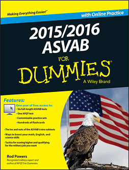 Powers, Rod - 2015 / 2016 ASVAB For Dummies with Online Practice, ebook