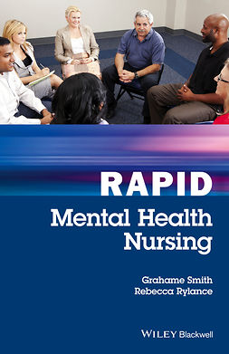 Rylance, Rebecca - Rapid Mental Health Nursing, e-bok