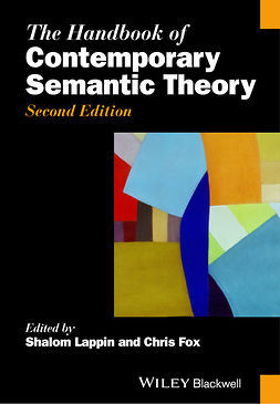 Fox, Chris - The Handbook of Contemporary Semantic Theory, ebook