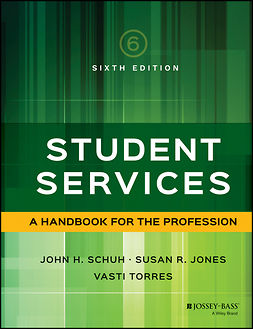 Jones, Susan R. - Student Services: A Handbook for the Profession, e-bok