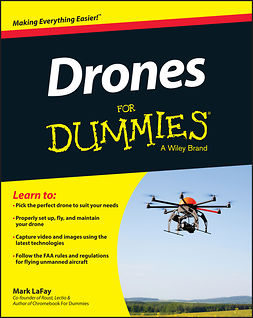 LaFay, Mark - Drones For Dummies, ebook