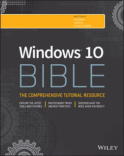 Boyce, Jim - Windows 10 Bible, ebook