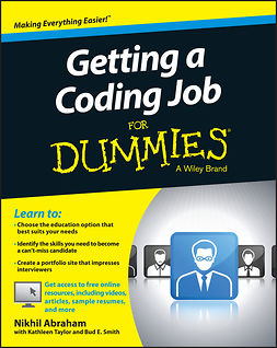Abraham, Nikhil - Getting a Coding Job For Dummies, ebook