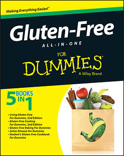 - Gluten-Free All-In-One For Dummies, ebook