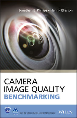Eliasson, Henrik - Camera Image Quality Benchmarking, ebook