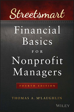 McLaughlin, Thomas A. - Streetsmart Financial Basics for Nonprofit Managers, e-bok