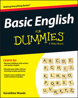 Woods, Geraldine - Basic English Grammar For Dummies - US, ebook