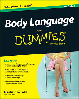 Kuhnke, Elizabeth - Body Language For Dummies, ebook