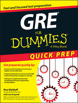 Kraynak, Joseph - GRE For Dummies Quick Prep, ebook