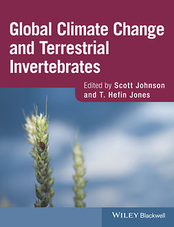 Johnson, Scott N. - Global Climate Change and Terrestrial Invertebrates, ebook