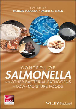 Black, Darryl G. - Control of Salmonella and Other Bacterial Pathogens in Low-Moisture Foods, e-kirja