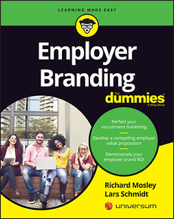 Mosley, Richard - Employer Branding For Dummies, e-bok